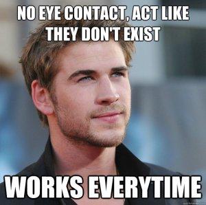 no-eye-contact
